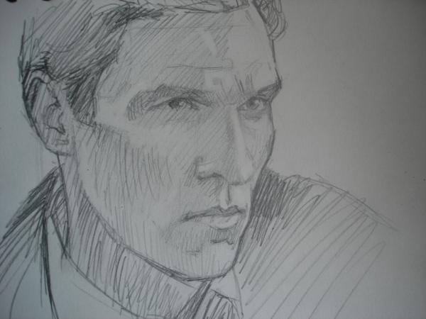 Matthew McConaughey by ceceach